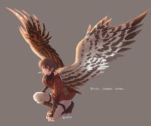art, avian, and keith image