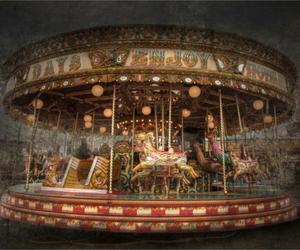 carrusel and feria image