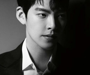 actor, handsome, and kim woo bin image