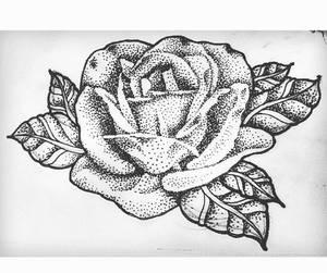 art, dibujos, and tatuajes image
