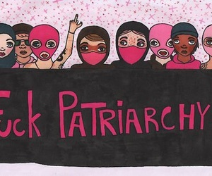 feminism and patriarchy image