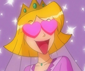 totally spies and clover image