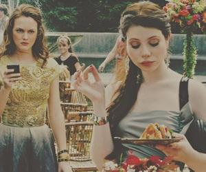 gossip girl, blair waldorf, and leighton meester image