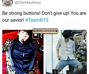 buttons, meme, and jikook image