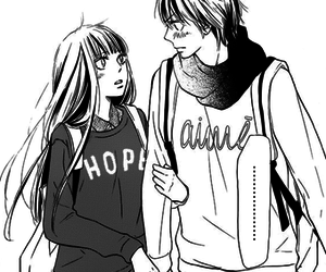 manga, anime, and kimi ni todoke image