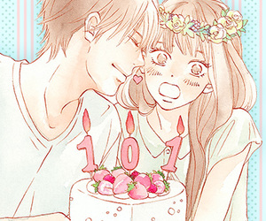 anime, manga, and kimi ni todoke image
