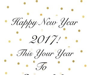 background, happy new year, and wallpapers image
