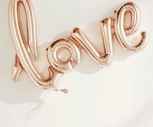 gold and balloons image