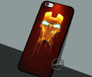 iron man, iphone5, and iphone6 image