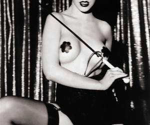 black n white, bnw, and burlesque image