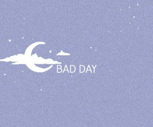 bad day, cd, and journals image