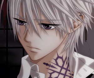 anime, zero, and vampire knight image