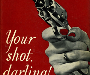 darling, gun, and shot image