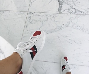 kylie jenner, shoes, and gucci image