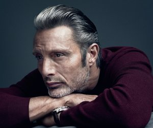 mads mikkelsen and handsome image