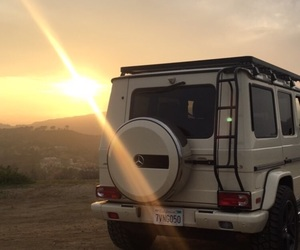 beige, california, and g-class image