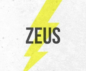 Zeus, percy jackson, and god image