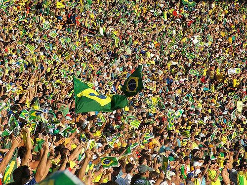 brazil and brasil image