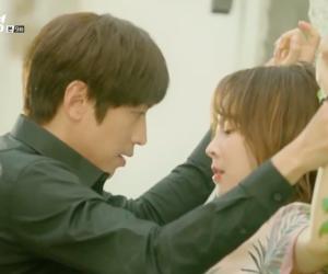 couple, Korean Drama, and Hot image
