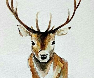beautiful, inspiration, and watercolor image
