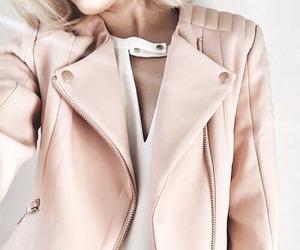 fashion, jacket, and moda image