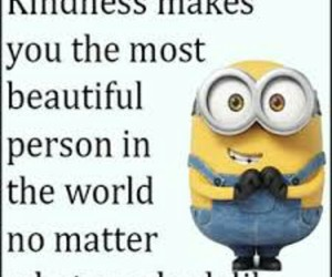 beauty, kindness, and personality image