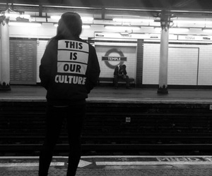 black and white, fall out boy, and london image