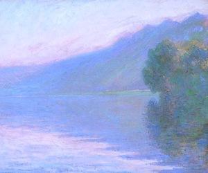 artwork, claude monet, and impressionism image