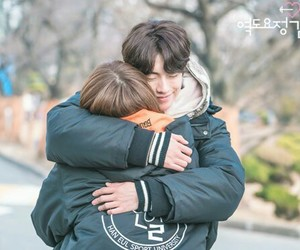 lee sung kyung, kdrama, and nam joo hyuk image