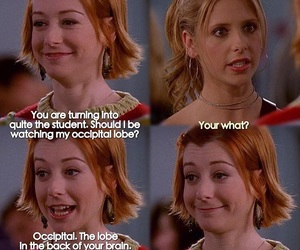quote and buffy the vampire slayer image
