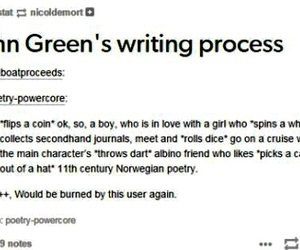 funny, john green, and post image