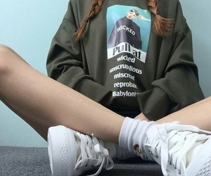 style, tumblr, and grunge image