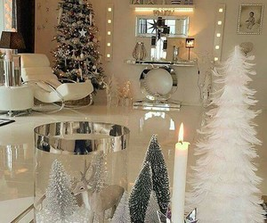 christmas, lux, and room image