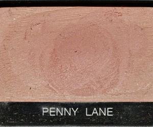 eyeshadow, penny lane, and pink image