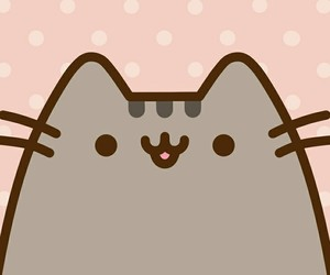 pusheen, background, and cat image