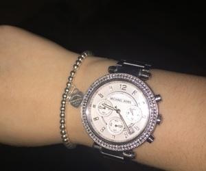 fashion, watch, and michael kors watch image
