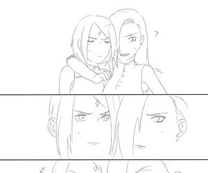 inosaku, ino, and manga image