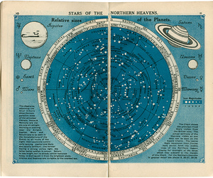 stars, planet, and astronomy image