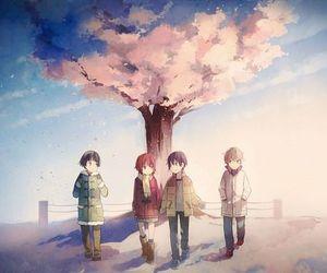 anime, erase, and satoru image