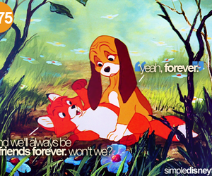 disney, forever, and friends image