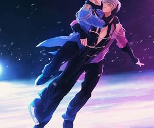 yuri on ice, anime, and yoi image