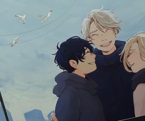 yuri on ice, anime, and yuuri katsuki image