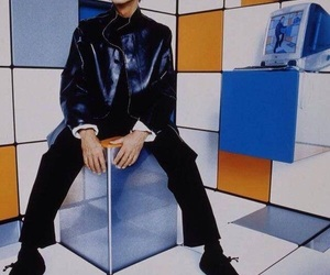 00s, david bowie, and 70s image