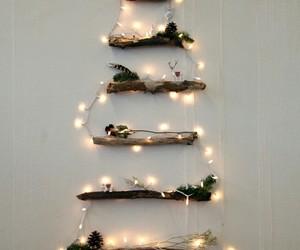 christmas, xmastree, and newyear image