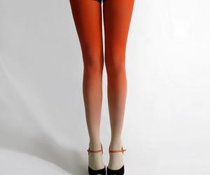 tights and ombre image