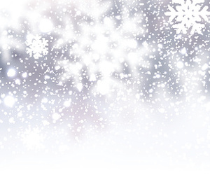 background, snow, and snowflakes image