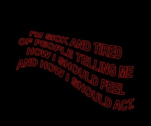 quotes, black, and grunge image