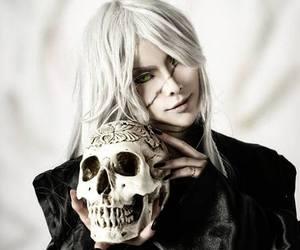 kuroshitsuji, cosplay, and undertaker image