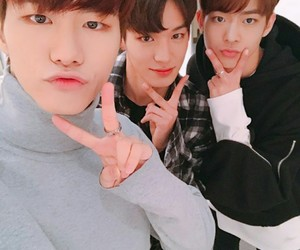 victon, Chan, and kpop image