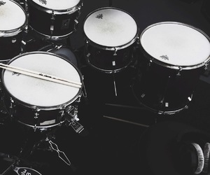 drummer, drums, and hipster image
